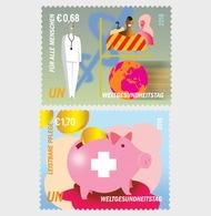 VN / United Nations (Vienna) - Postfris / MNH - Complete Set World Health Day 2018 - Wenen - Kantoor Van De Verenigde Naties