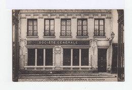 Gisors. Eure. La Socité Générale, 25, Rue Cappeville. (2901) - Gisors