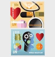 VN / United Nations (New York) - Postfris / MNH - Complete Set World Health Day 2018 - New York - Hoofdkwartier Van De VN