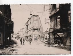 Cpa.photographie.militaire Guerre 14-18 ?.Chambéry.animé Trois Personnages 17,3 X 12,2 Cm - Photographie