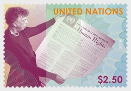 VN / United Nations (New York) - Postfris / MNH - 70 Jaar Mensenrechten 2018 - New York - Hoofdkwartier Van De VN
