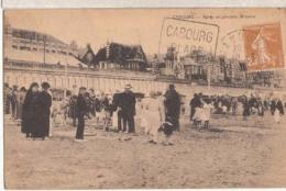 D14 - Cabourg  - Aprés Un Concours De Sable  : Achat Immédiat - Cabourg