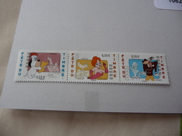 TIMBRES  DE  FRANCE          ANNEE  2008   N  4146  A  4148    NEUFS  SANS  CHARNIERES - Unused Stamps