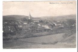 D 32   BARRAN  Panorama De La Ville - Autres Communes