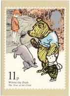 'Winnie-the-Pooh' -  The Year Of The Child  (11p Stamp) -  1979 - (U.K.) - Postzegels (afbeeldingen)
