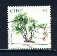 IRELAND  -  2006  Trees  1 Euro  Used As Scan - 1949-... Republic Of Ireland