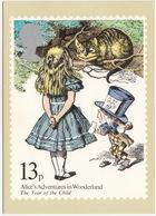 'Alice's Adventures In Wonderland' -  The Year Of The Child  (13p Stamp) -  1979 - (U.K.) - Postzegels (afbeeldingen)