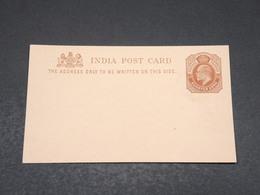 INDE - Entier Postal Non Circulé - L 17503 - 1902-11 King Edward VII