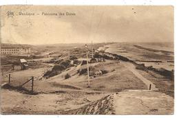Wenduine  Panorama Des Dunes - Wenduine