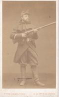 Photo Cdv  Militaire Guerre De 1870 1871  ETIENNE CARJAT   PRIX FIXE - Photos