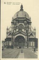 BRUXELLES EGLISE STAINTE-MARIE - Kerken En Kloosters