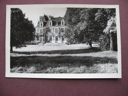 CPA PHOTO 02 GUNY Chateau Du Mont De Guny  RARE PLAN  1950 ? Canton VIC SUR AISNE - France