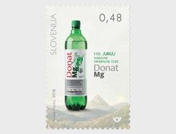Slovenië / Slovenia - Postfris / MNH - Donat, Mineraalwater 2018 - Slovenië