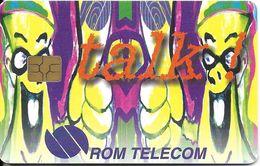 TÉLÉCARTE PHONECARD ROUMANIE  ROMTELECOM TALKA! - Roumanie