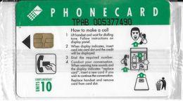 TÉLÉCARTE PHONECARD AFRIQUE DU SUD NEUVE SOUS BLISTER  WITH COMPLIMENTS FILLETTE ET CHIOT - Zuid-Afrika