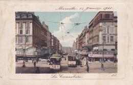 [13] Bouches-du-Rhône > Marseille La Cannebiere  1911 - The Canebière, City Centre