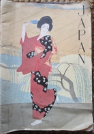 Japon Japan Ancien Guide Touristique Japanese Governement Railways Cartes Photos Avant 1940 - Old Books