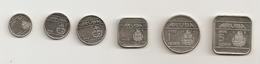 Aruba Collection Coins Good Condition - [ 4] Kolonies
