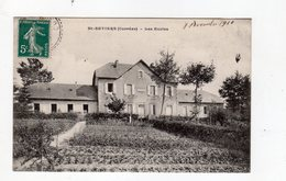 St Setiers ( Corrèze ) - Les Ecoles - 19 - - France