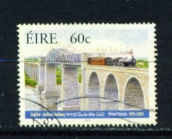 IRELAND  -  2005  Railway  60c  Used As Scan - 1949-... Republic Of Ireland