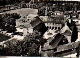 35 EN AVION AU-DESSUS DE..... MONTFORT-sur-MEU   L'Abbaye - Other Municipalities