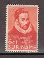 Suriname 150 MLH ; Prins Willem I 1933 - Surinam ... - 1975