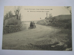 COUPE GORDON BENETT 1905 -  N° 18  NELOUZAT  , TOURNANT DES 4 ROUTES      TRES  ANIME     TTB - Sonstige Gemeinden