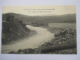 COUPE GORDON BENETT 1905 -  N° 20  VIRAGE DE LA MORT , PRES DE LASTIC           TRES  ANIME     TTB - Altri Comuni