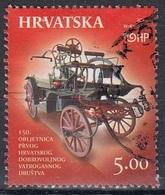 CROATIA 960,used,fireman - Firemen