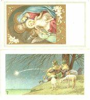Vieux Papiers - Calendrier En Italien De 1930 - Calendriers