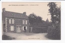 SAINT GERMAIN EN COGLES - LE BUREAU DE POSTE - 35 - Autres Communes