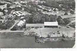 1569 - BANGUI - LE NOUVEAU PORT EN CONSTRUCTION - Centrafricaine (République)