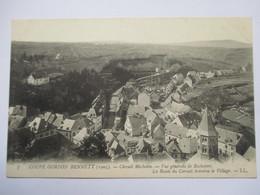 COUPE GORDON BENETT 1905 - ROCHEFORT - ROUTE DU CIRCUIT           TTB - Autres Communes