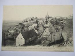 COUPE GORDON BENETT 1905 -  LAQUEUILLE  - VIRAGE SURPLOMBANT LE PRECIPICE              TTB - Autres Communes