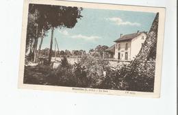 HOUEILLES (L ET G) 10775  LA GARE - France