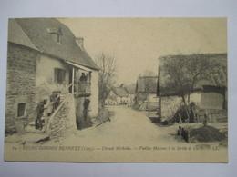 COUPE GORDON BENETT 1905 -  LASTIC -  VIEILLES MAISONS  .....      TRES  ANIME     TTB - Autres Communes