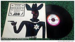 "LP 30 Cm *THE MODERN JAZZ QUARTET * "" THE SHERIFF "" < ATLANTIC 432.074 - Jazz"
