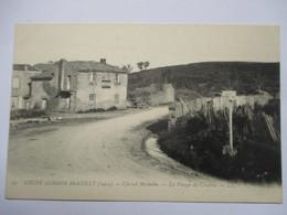 COUPE GORDON BENETT 1905 -    LE VIRAGE DU CRATERE         TTB - Autres Communes