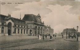 Mons La Station - Stazioni Senza Treni