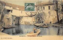 78-DENNEMONT- LE VIEUX MOULIN EN AMONT - France