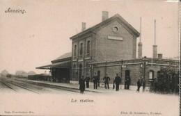 Anvaing La Station - Bahnhöfe Ohne Züge