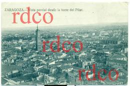 ESPAÑA, ZARAGOZA, Vista Desde La Torre Del Pilar; Spain - Zaragoza