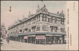 Offices Of The High Commissioner, Castle Block, Johannesburg, Transvaal, C.1905-10 - Hallis & Co Postcard - South Africa