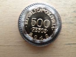 Colombie  500  Pesos  2012  Km 298  Neuve - Colombia