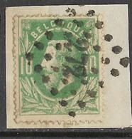 8Bs-775:N°30:Ps:272: NIVELLES - 1869-1883 Leopold II.