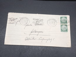 ALLEMAGNE - Enveloppe De Mannheim En 1936 - L 17595 - Allemagne