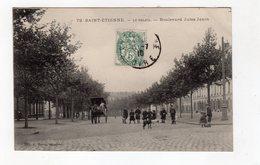 Saint Etienne - Le Soleil - Boulevard Jules Janin -  42 - - Saint Etienne