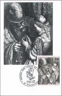 Gustave Doré-Contes De Perrault 18.6.1983 Strasbourg - Cartes-Maximum
