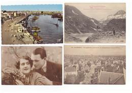 Lot 690 Cartes Postales France Et Monaco , Cartes Scannées Incluses - Cartes Postales