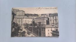 CARTOLINA GENOVA - CORSO UGO BASSI - Genova (Genoa)